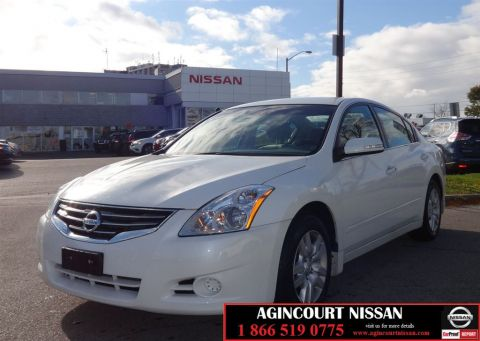 Pre-Owned 2012 Nissan Altima Sedan 3.5 S CVT  4-Door Sedan