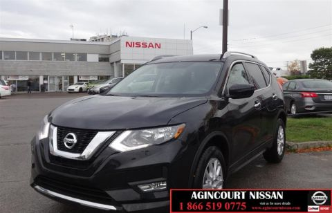 Pre-Owned 2017 Nissan Rogue SV FWD CVT  Crossover
