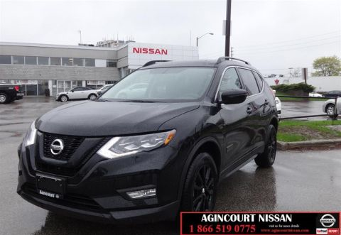 Pre-Owned 2017 Nissan Rogue SV AWD CVT  Crossover