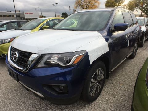 New 2017 Nissan Pathfinder SL V6 4x4 at  SUV