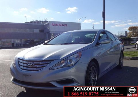 Pre-Owned 2012 Hyundai Sonata GLS at Front Wheel Drive 4-Door Sedan