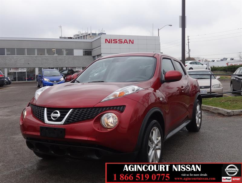 Pre-Owned 2011 Nissan Juke 1.6 DIG Turbo SV AWD CVT