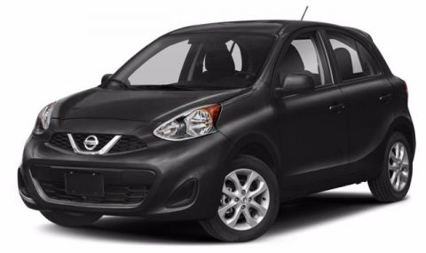2019 Nissan Micra S